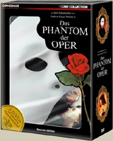 DVD-Cover: Das Phantom der Oper <br> Collector's Edition <font color=silver>(3er DVD-Box)</font>, mit Gerard Butler, Emmy Rossum, Patrick Wilson, Miranda Richardson, Minnie Driver, Ciaran Hinds, Simon Callow, Jennifer Ellison, ...